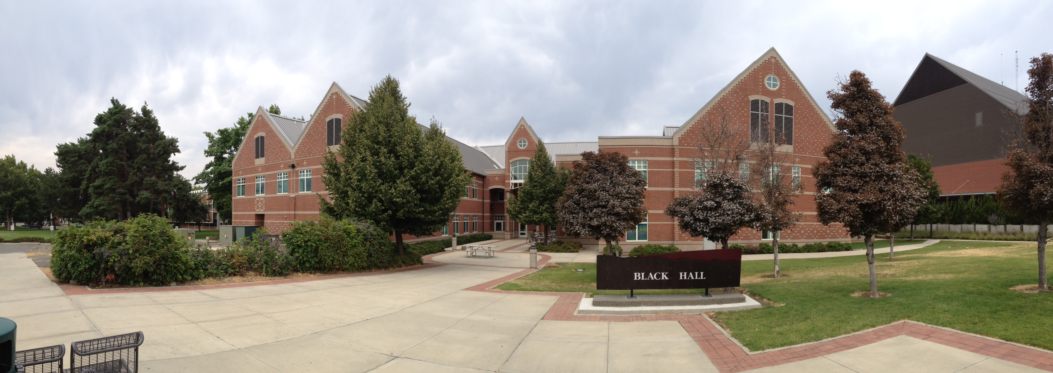 Black Hall Panorama
